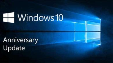 Photo of Windows 10 Anniversary Update arrive ce mardi 2 août