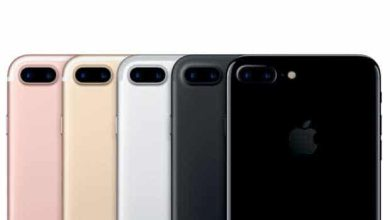Photo of iPhone 7 : plus performant que l'iPhone 6s et l'iPad Pro