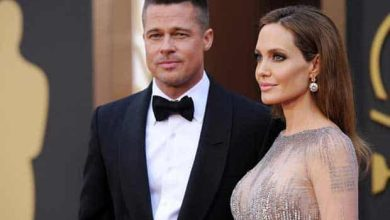 Photo de Twitter discute beaucoup d'Angelina Jolie et Brad Pitt