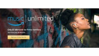 Photo of Amazon Music Unlimited casse les prix du streaming musical