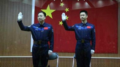 Photo of La Chine envoie deux astronautes dans l'espace pour une mission de 30 jours