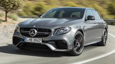 Photo of 600 ch et un mode Drift pour la nouvelle Mercedes E63 AMG
