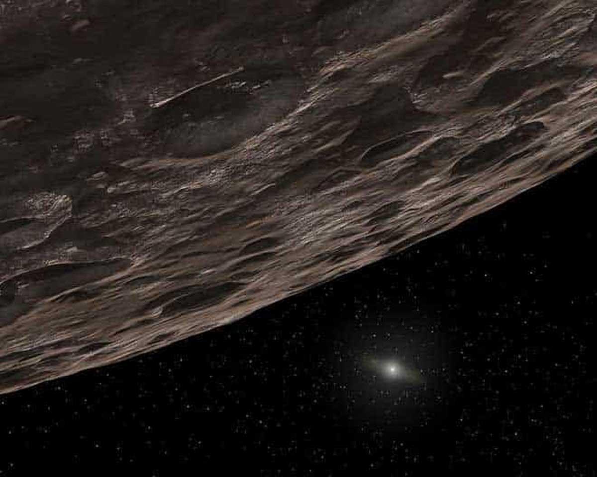Notre système solaire pourrait avoir une nouvelle planète naine : 2014 UZ224