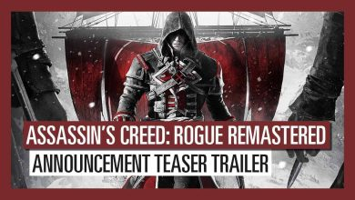 Photo de Assassin's Creed Rogue Remasterisé prévu pour mars