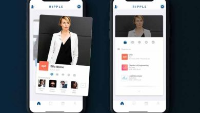 Photo de Ripple : du networking façon Tinder pour concurrencer Linkedin