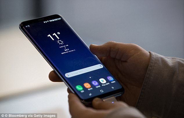 Samsung Galaxy S9 : photo 7