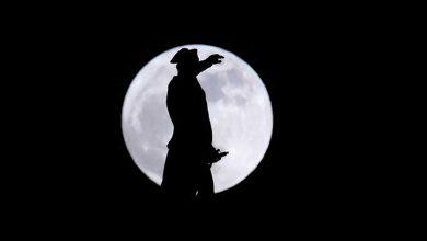 Photo of L'année 2018 débute par une «Super Lune», celle-ci éclairera le ciel la nuit du lundi au mardi