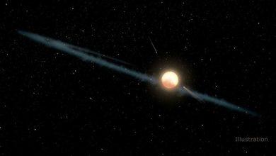 Photo of Pas de mégastructure alien autour de l'étoile Tabby