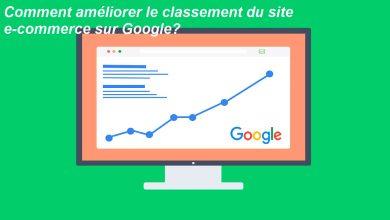 Photo of Comment améliorer le classement du site e-commerce sur Google ?