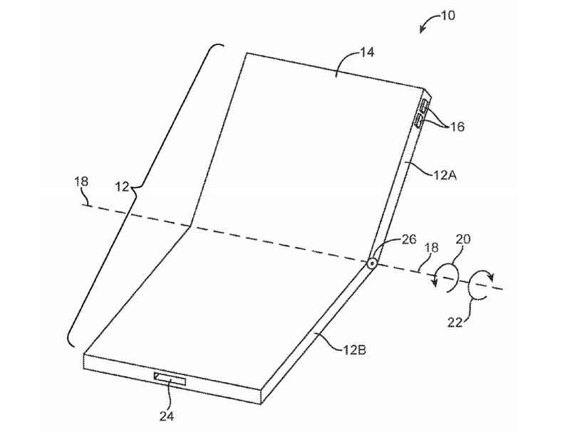 Apple élabore un plan pour l'iPhone pliable