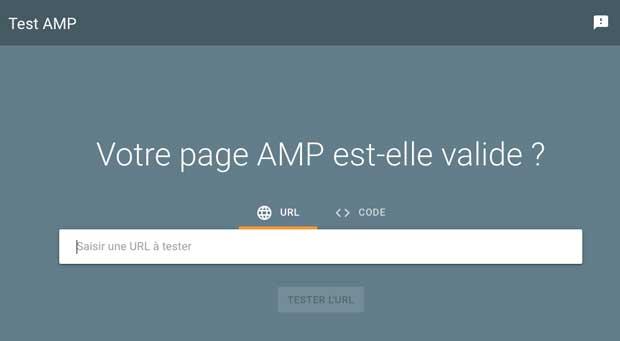 Google Webmasters : Google met à niveau ses outils de test de pages AMP