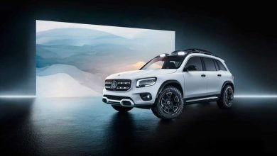 Photo de Mercedes se tourne vers le 4×4 compact en Chine