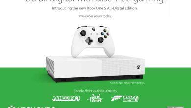 Microsoft dévoile l'édition sans disque Xbox One S au prix de 249 $