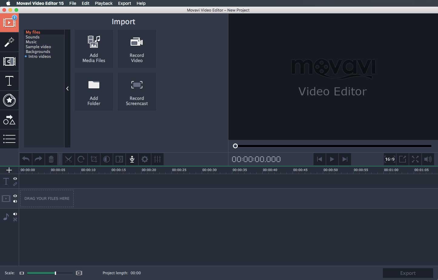 Movavi Video Editor facilite la création et le montage des vidéos