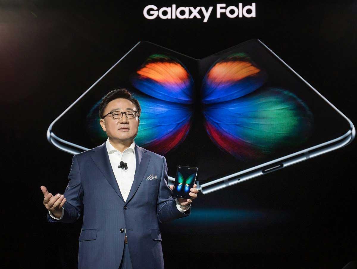 Samsung répond officiellement aux problèmes de l'écran Galaxy Fold