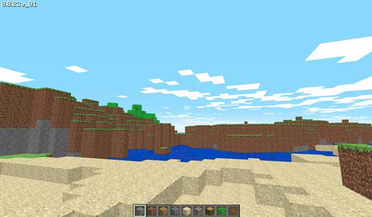 Vous pouvez maintenant jouer à Minecraft Classic dans votre navigateur