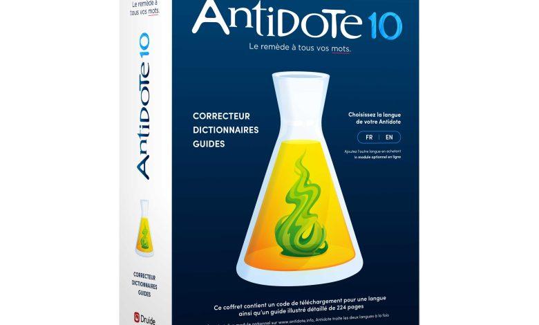 Tout connaitre sur Antidote 10, la nouvelle version du logiciel de correction