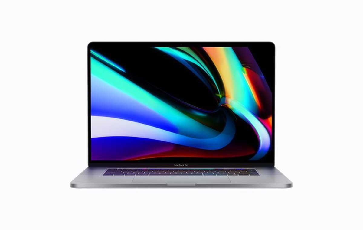 MacBook Pro, iPad Pro et iMac Pro 16 pouces avec mini-écrans LED, dont le lancement est prévu pour 2021