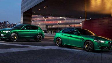 Photo of Alfa Romeo Giulia et Stelvio QF s'habillent d'une nouvelle couleur verte