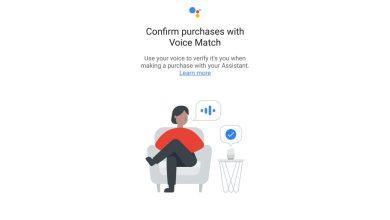 Photo de Voice Match : Google teste la correspondance vocale pour sécuriser les achats