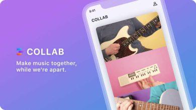 La dernière application de Facebook, inspirée de TikTok, est une plateforme de création musicale appelée Collab