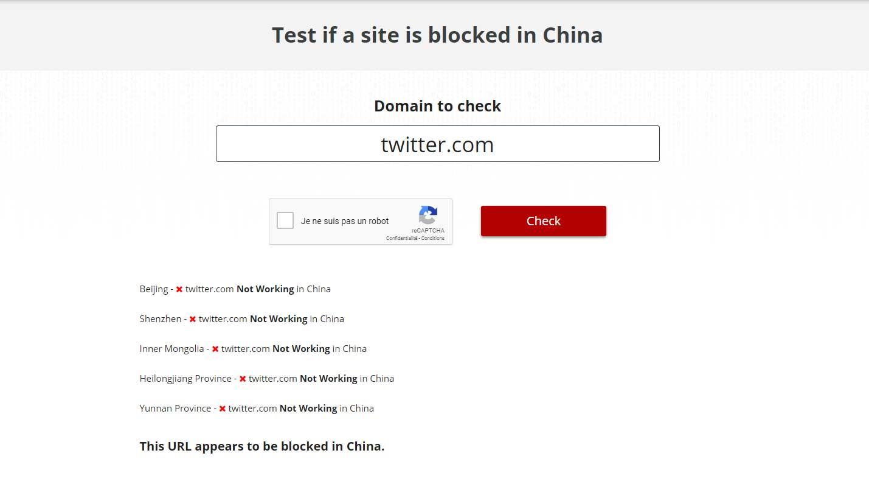 Les 2 meilleurs VPN pour la chine