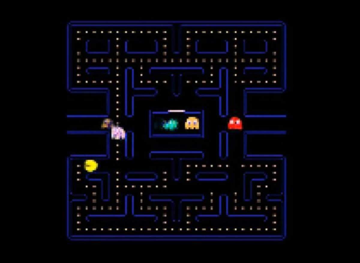 Pac-Man a été recréé à l'aide de l'IA.