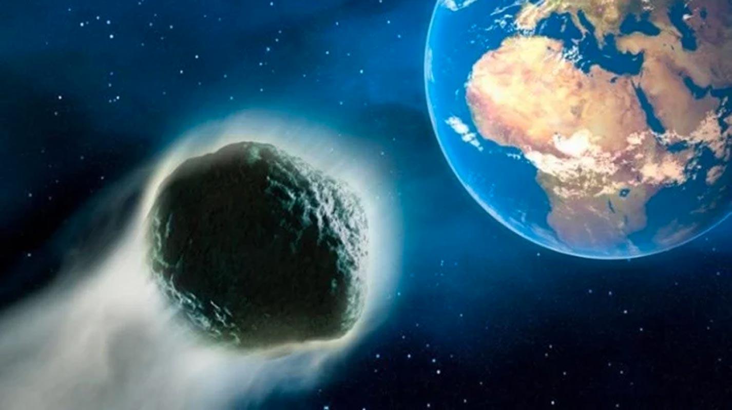La taille du corps rocheux et la distance qu'il franchit sont déterminantes.