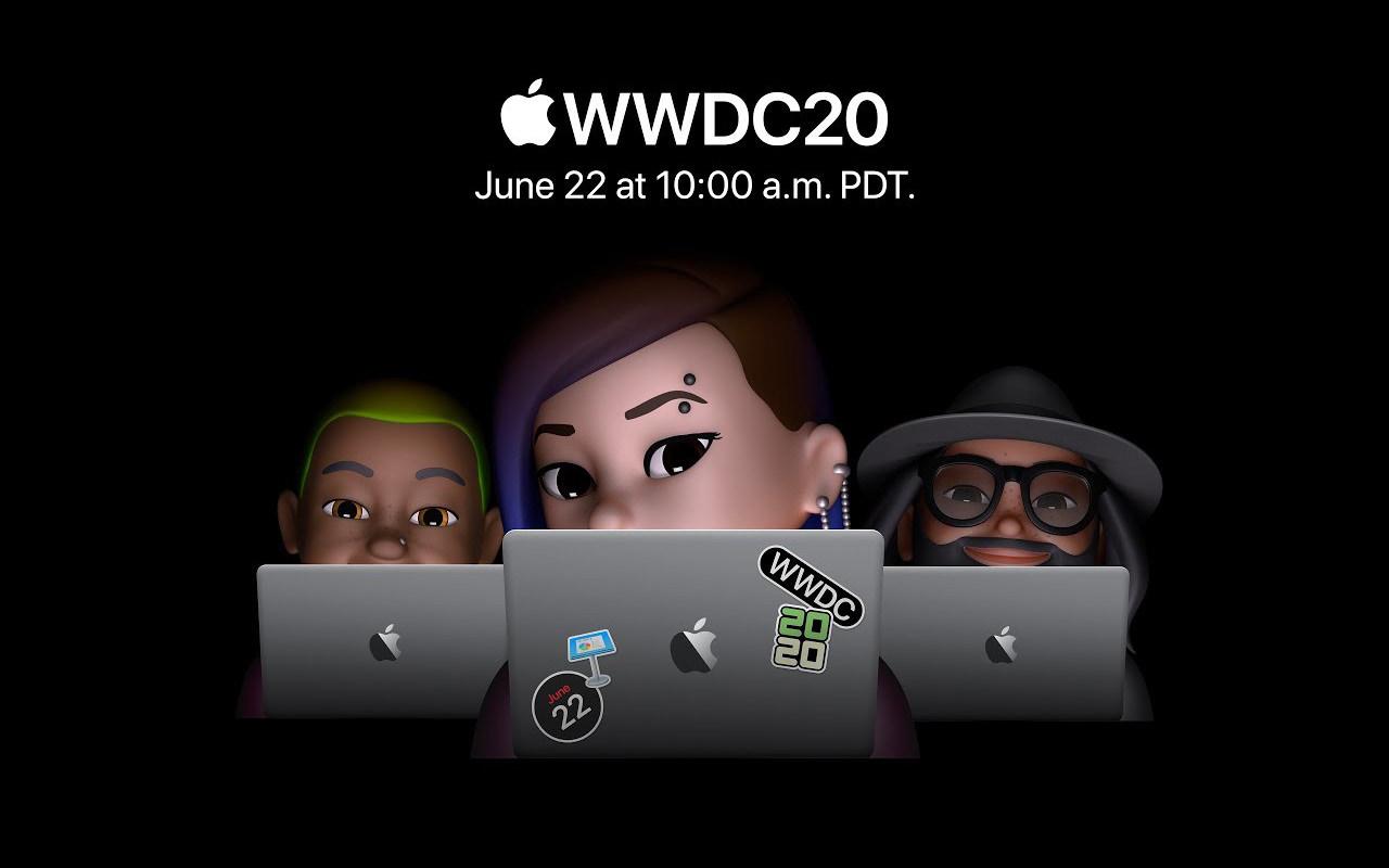 Apple WWDC 2020 : suivez la présentation en direct et en vidéo avec nous