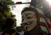 Photo of Les Anonymous sont de retour pour les protestations de George Floyd