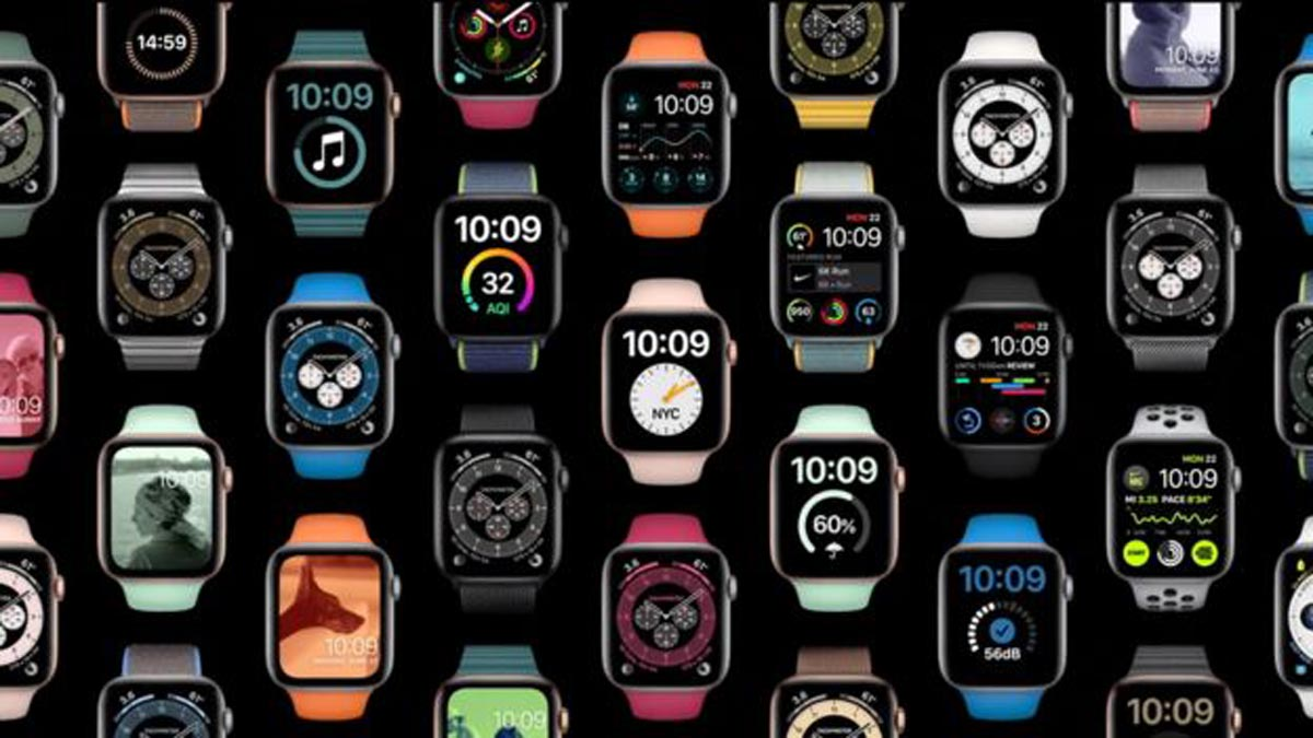 L'Apple Watch aura de nouvelles options de personnalisation.