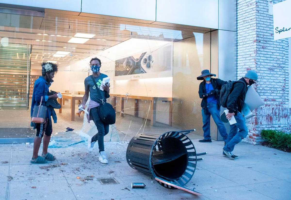 Apple : n'achetez pas un iPhone pillé, il ne fonctionnera jamais