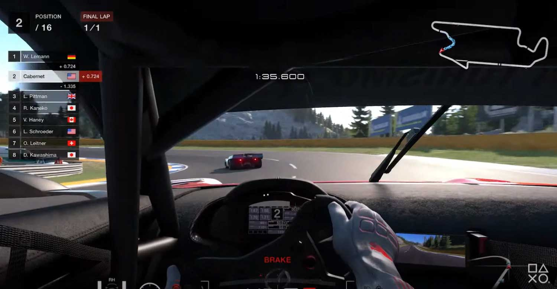 Capturer Gran Turismo® 7