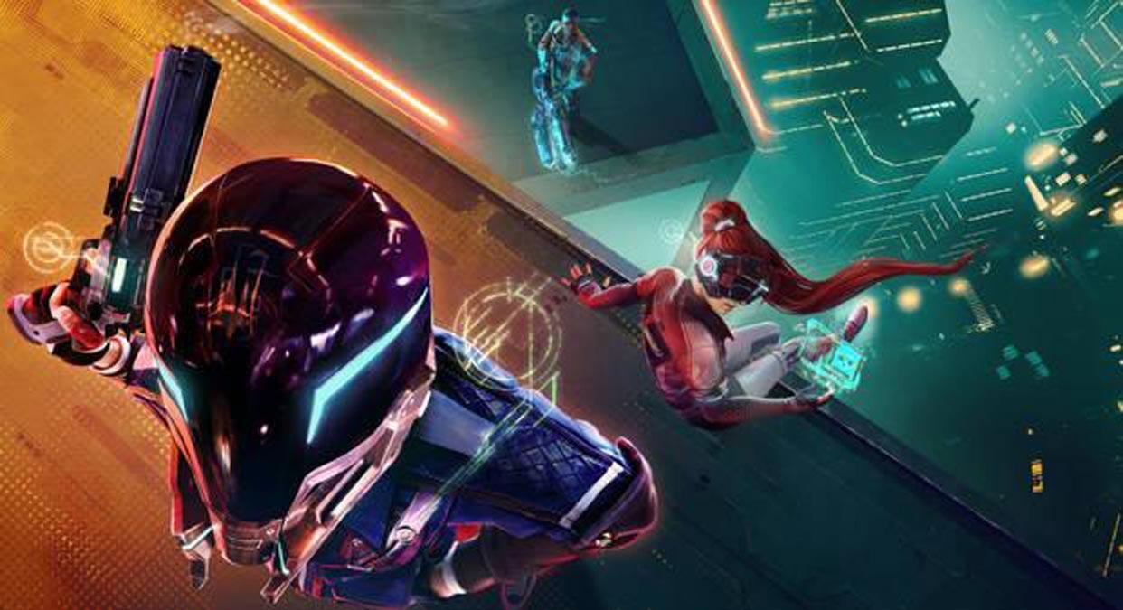 Ubisoft présentera cette semaine son nouveau titre Hyper Scape