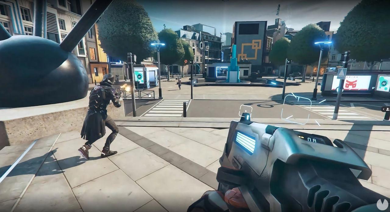 Hyper Scape serait la nouvelle bataille royale d'Ubisoft