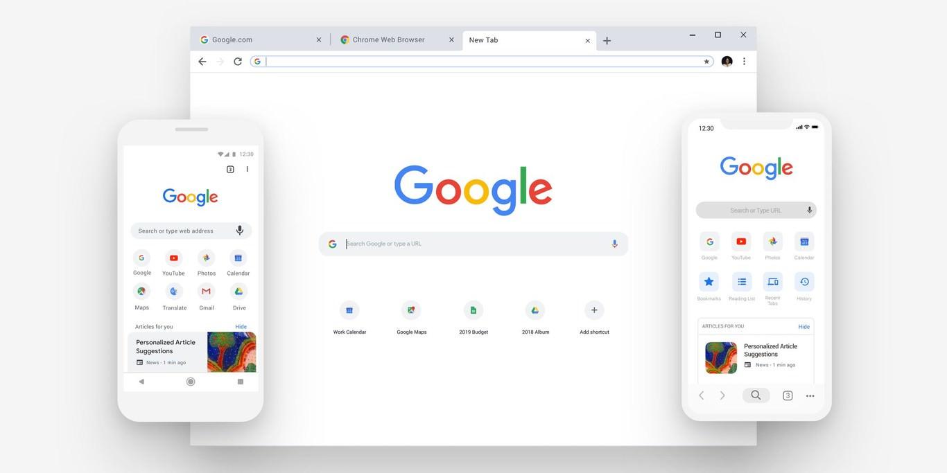 """Nearby Sharing """"AirDrop d'Android"""", montre des signes de début sur Windows, Mac et Chrome OS"""