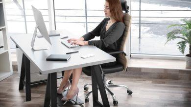 Photo de Conseils pour une bonne posture devant l'ordinateur