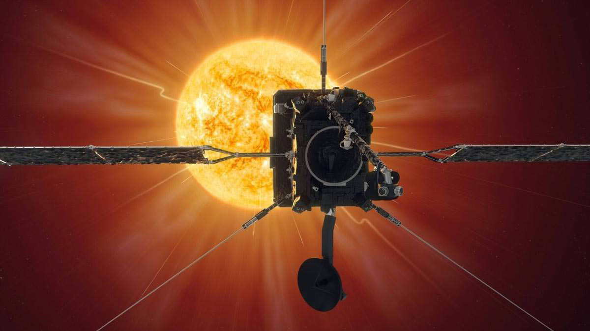 Le Solar Orbiter atteint 77 millions de kilomètres du Soleil, sa première rencontre rapprochée avec notre étoile