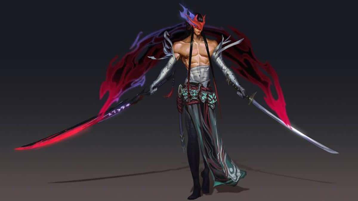 League of Legends a annoncé l'incorporation d'un nouveau champion : Yone