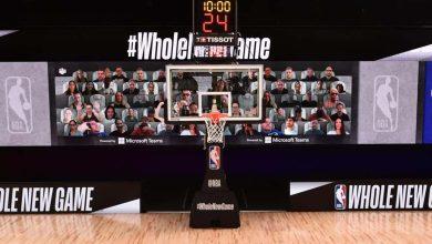 Photo de Audience virtuelle : c'est ainsi que sont les gradins numériques de la NBA et des Microsoft Teams