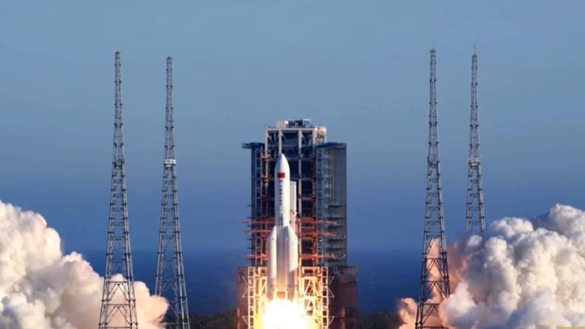Mars : la Chine lance avec succès sa mission Tianwen-1