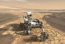 Persévérance est le véhicule le plus lourd jamais envoyé sur le sol martien, avec des caméras, des outils et des capteurs, un laboratoire mobile créé à l'image du rover Curiosity, qui parcourt toujours la surface de Mars.