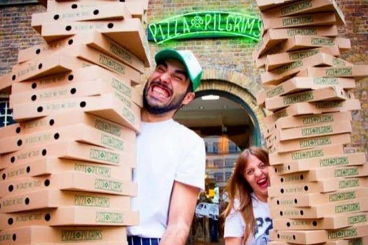 La quarantaine a forcé les pèlerins de la pizza à penser de manière créative et à mettre leurs produits sur Internet