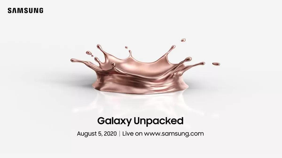 Samsung lancera cinq appareils le 5 août, confirme la direction