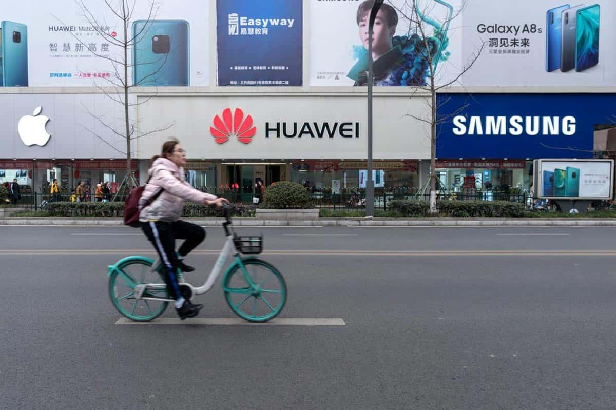 Huawei surpasse Samsung pour la première fois et devient le plus grand fabricant de téléphones portables au monde