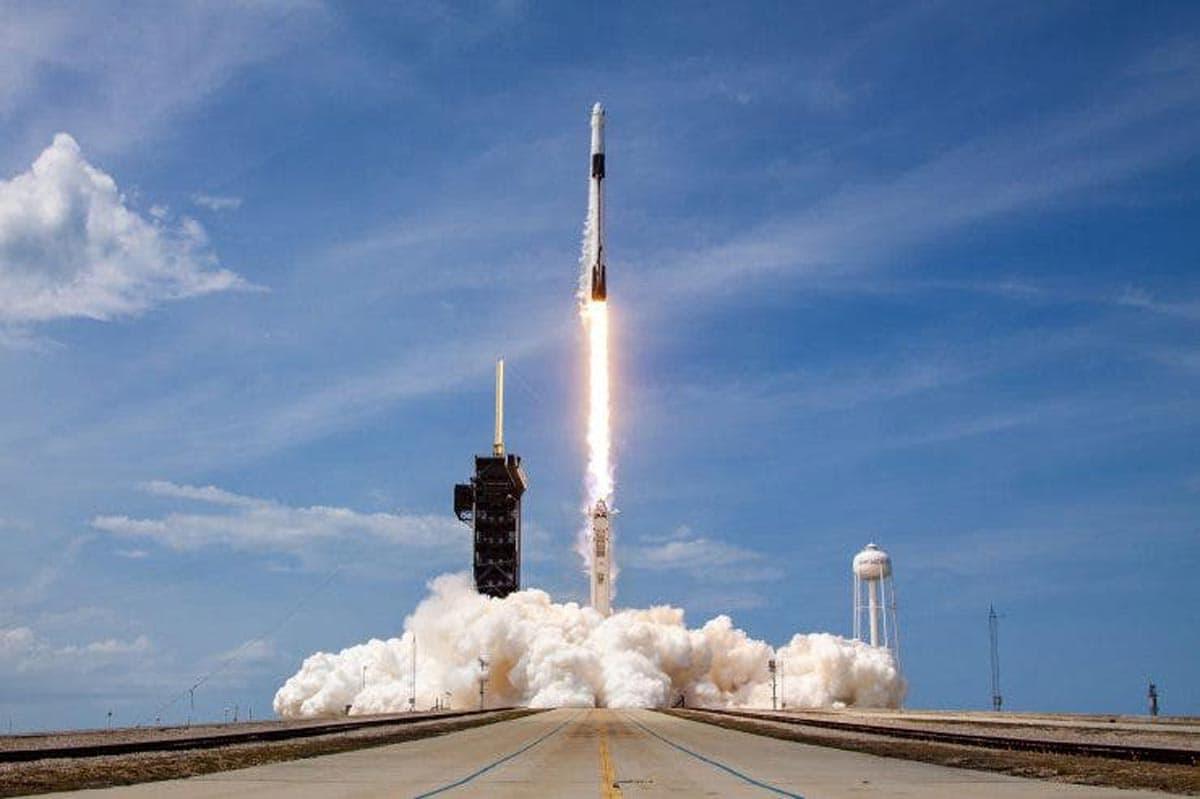 Les astronautes de la NASA retourneront sur Terre à bord du Crew Dragon de SpaceX en août