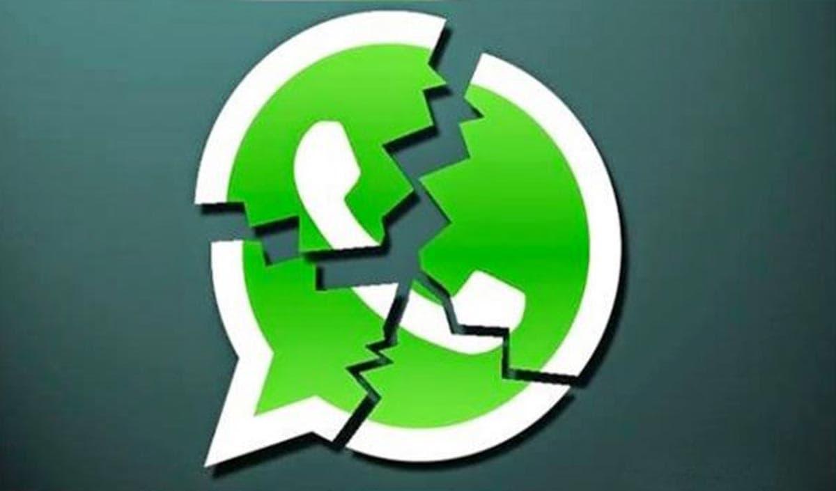 WhatsApp est tombé en panne pendant environ une demi-heure