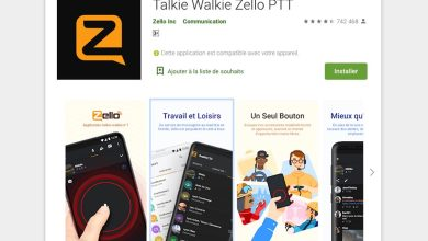 Photo de Zello, l'application qui est devenue populaire pendant cette quarantaine