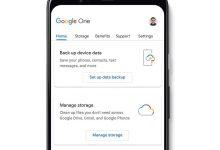 Photo of Google One permettra à tous les utilisateurs de sauvegarder gratuitement leurs téléphones portables
