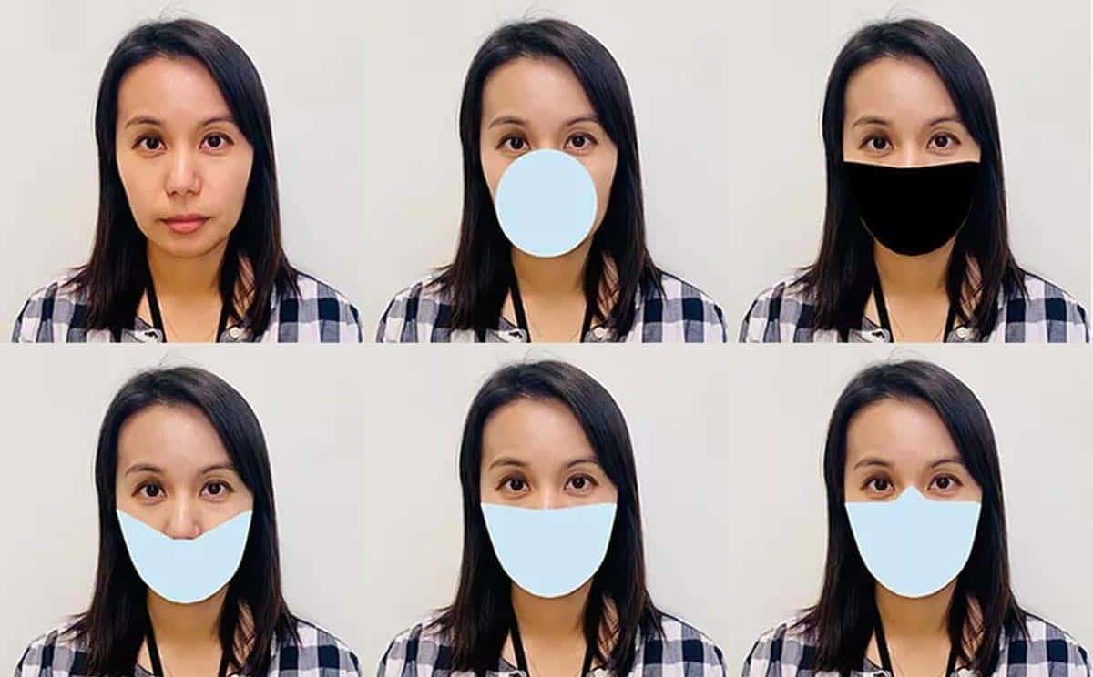 Le NIST a ajouté des masques numériques aux photos d'immigration pour tester 89 algorithmes de reconnaissance faciale.